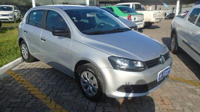 Volkswagen Gol Trendline 1.6 4p 2015}