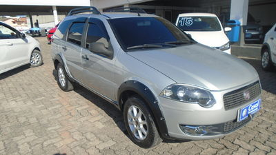 Fiat Palio Weekend Trekking 1.4 8V (Flex) 2012}