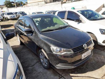 Volkswagen Voyage Trendline 1.0 2016}