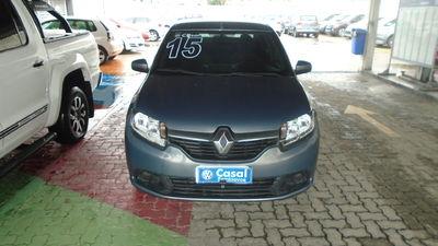 Renault Logan Expression 1.6 8v (Flex) 2015}