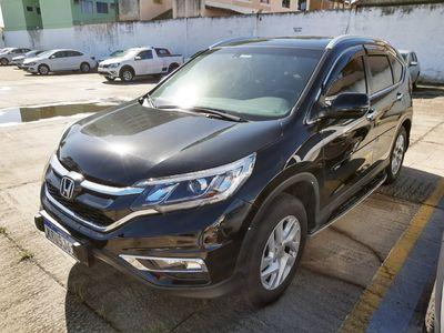 Honda CR-V EXL 4X4 2.0 16V i-VTEC (Flex) (Auto) 2016}
