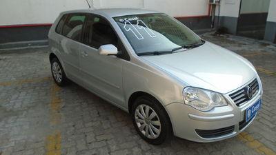Volkswagen Polo Hatch . 1.6 8V (Flex) 2009}