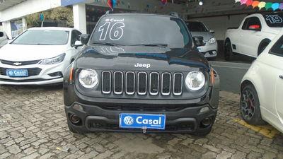Jeep Renegade 2.0 16V Turbo Diesel Longitude 2016}