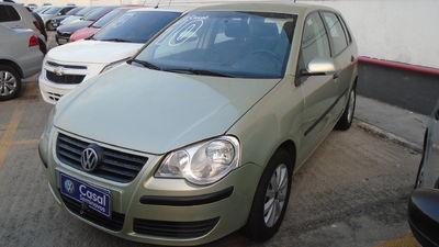 Volkswagen Polo 1.6 8V (Flex) 2010}