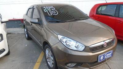 Fiat Grand Siena Essence Dualogic 1.6 16V (Flex) 2015}