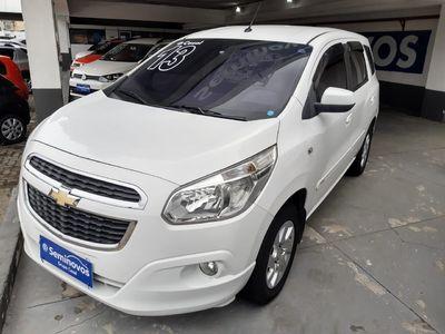 Chevrolet Spin 1.8 LT 8V FLEX 4P MANUAL 2013}