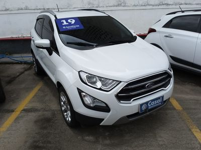 Ford Ecosport Titanium 2.0 AT 2019}