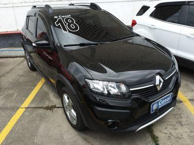 Renault Sandero 1.6 Stepway 16V 2018}