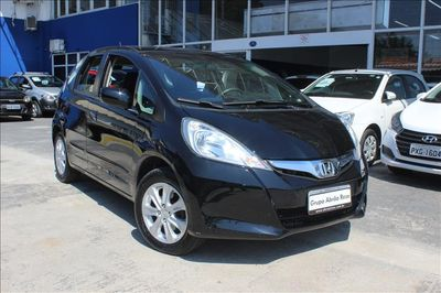 Honda Fit LX 1.4 (aut) (flex) 2013}