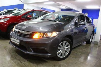 Honda Civic New  EXS 1.8 16V (aut) (flex) 2016}