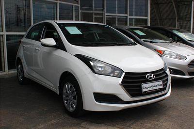 Hyundai HB20 1.0 Comfort Plus 2016}