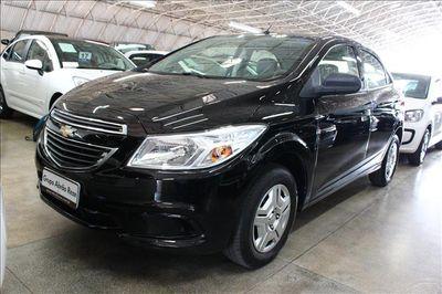 Chevrolet Onix 1.0 LT SPE/4 2015}