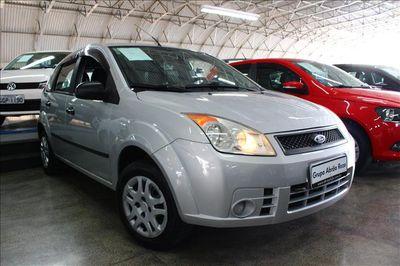 Ford Fiesta 1.0 (Flex) 2008}