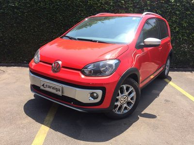 Volkswagen Cross Up! 1.0 TSI  12V 2016}