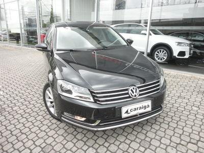 Volkswagen Passat 2.0 TSI DSG 2013}