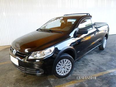 Volkswagen Saveiro Trendline 1.6 2013}