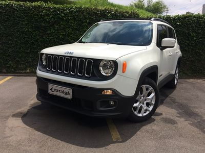 Jeep Renegade Longitude 1.8 AT Flex 2016}