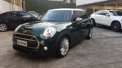 MINI Cooper S TOP TURBO 2.0 GASOLINA (Auto) 2017}