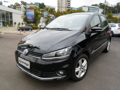 Volkswagen Fox Highline 1.6 MSI I-MOTION 2016}