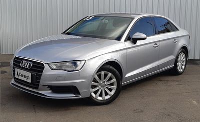 Audi A3 Sedan Attraction 1.4 TFSI 2015}
