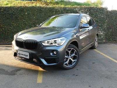 BMW X1 Active 2.0 sDrive (Flex) 2017}
