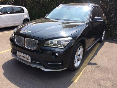 BMW X1 2.0 sDrive20i (Aut) 2015}