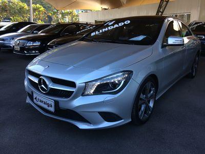 Mercedes-Benz Classe CLA 1.6 Vision 16V 2014}
