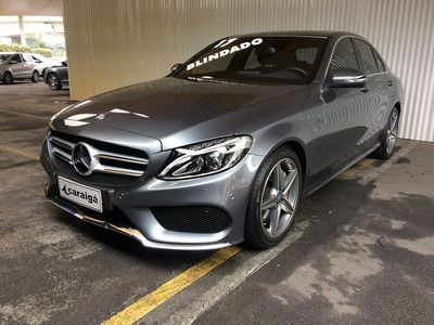 Mercedes-Benz C 250 Sport 2.0 Turbo 2017}