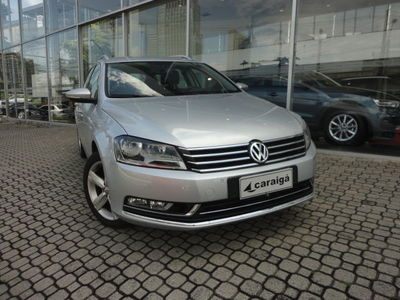 Volkswagen Passat Variant 2.0 TSI DSG 2011}