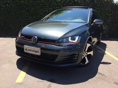 Volkswagen Golf GTI 2.0 DSG 2017}