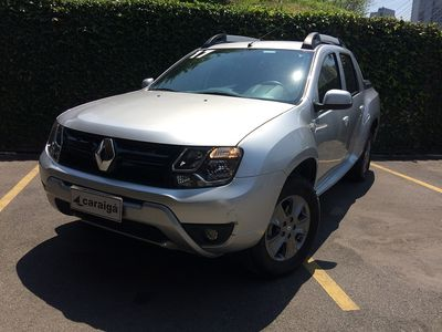 Renault Duster Oroch Dynamique 1.6 4x2 2017}