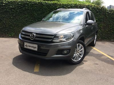 Volkswagen Tiguan 2.0 TSI (Aut) 2015}