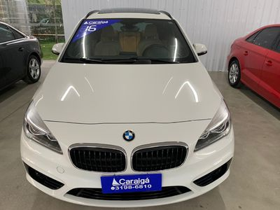 BMW 225i 2.0 CAT SPORT GP 16V TURBO GASOLINA 4P AUTOMÁTICO 2016}