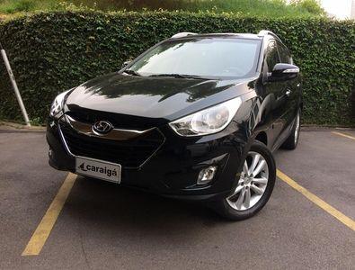 Hyundai ix35 2.0 GLS Intermediário (Aut) 2012}
