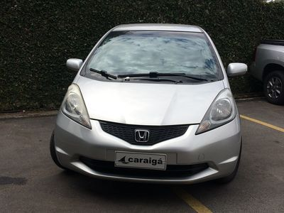 Honda Fit New  LX 1.4 (flex) (aut) 2012}