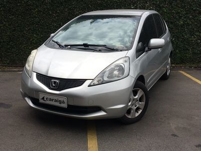 Honda Fit New  LX 1.4 (flex) 2012}