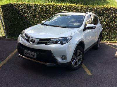 Toyota RAV4 2.0L 4x4 CVT 2014}