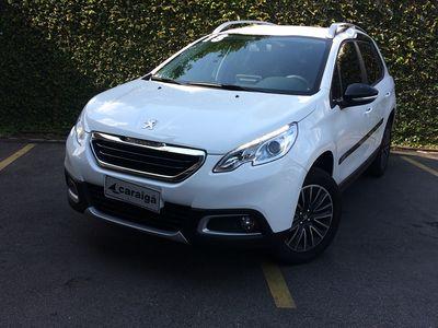 Peugeot 2008 Allure 1.6 16V (Flex) 2016 2018}