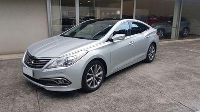 Hyundai Azera New 3.0L DOHC (Auto) 2015}