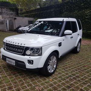 Land Rover Discovery 4 SE 3.0 SDV6 4X4 2014}