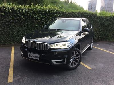 BMW X5 4.4 xDrive50i Security (aut) 2015}