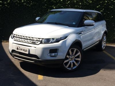 Land Rover Evoque 2.0 Si4 Prestige Tech Pack 2013}