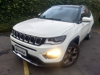 Jeep Compass 2.0 16V Limited 2018}
