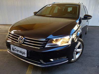 Volkswagen Passat Variant 2.0 TSI (Aut) 2015}