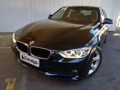 BMW Série 3 316i 1.6 2014}
