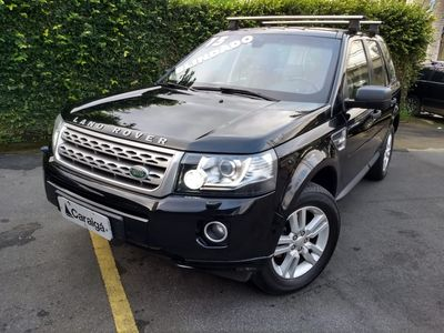 Land Rover Freelander 2.2 SD4 S 2015}