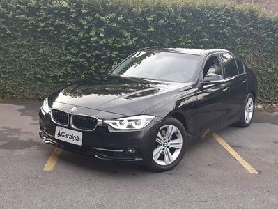 BMW 320i Sport 2.0 Turbo Active (Aut) 2017}