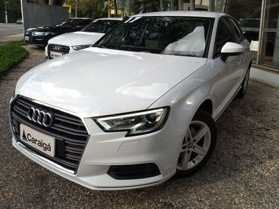 Audi A3 Sedan Attraction 1.4 TFSI Flex Tiptronic 2017}