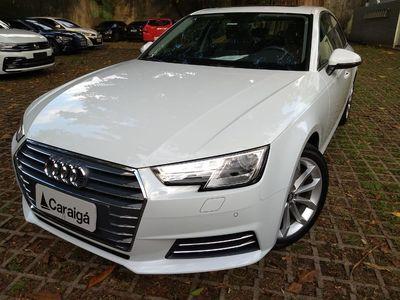 Audi A4 Sedan Ambiente 2.0 TFSI S tronic 2018}