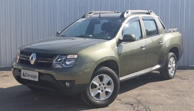 Renault Duster Oroch Dynamique 1.6  2017}
